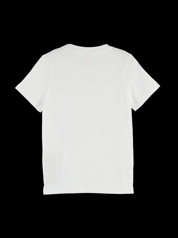 Girls Label artwork t-shirt