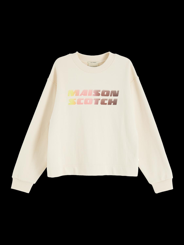 Women Logo artwork sweater
