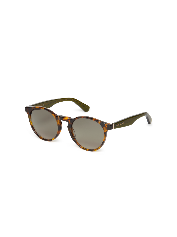 Women Kinney - Round-Frame Acetate Sunglasses