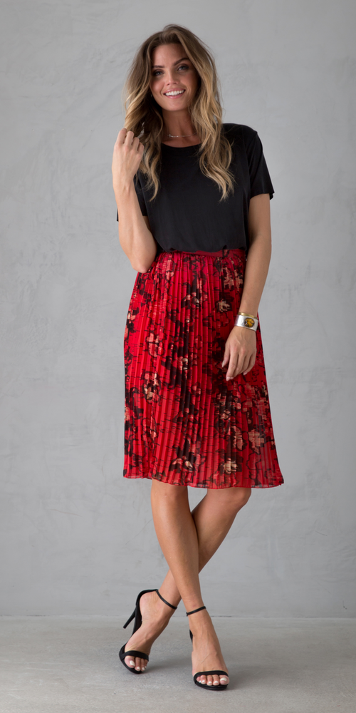 C70124_ladies skirt