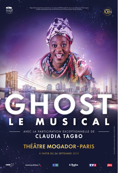 Ghost affiche - Oda Mae