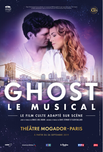 Ghost affiche - Sam&Molly