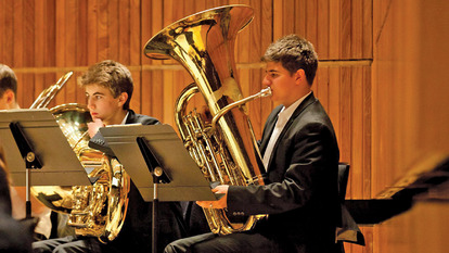 Young Musicians from Duet Philharmonic Orchestra