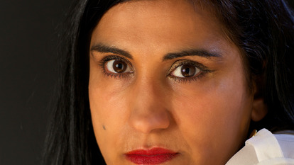Portrait of Jasvinder Sanghera