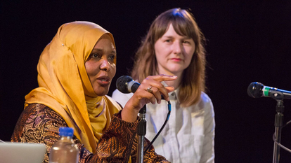 British-Somali Women Poetry Reading
