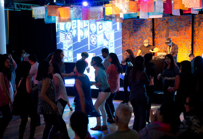 Photo of people dancing at Southbank Centre