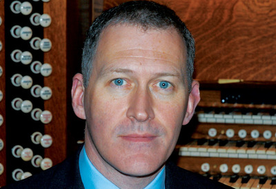 Organist, James O'Donnell