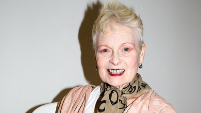 Photograph of Vivienne Westwood, who speaks at Southbank Centre