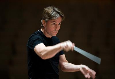 Portrait of Esa-Pekka Salonen Principal Conductor