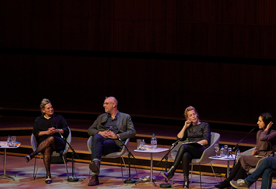 Man Booker Prize Panel Discussion