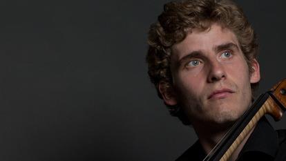 Cellist, Andreas Brantelid