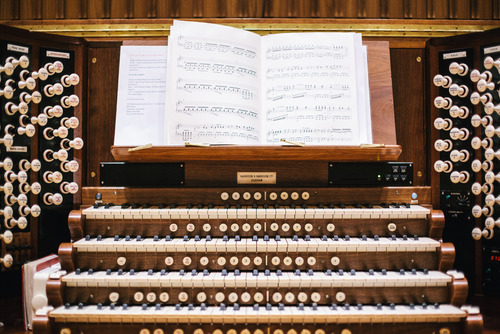 Image of The Royal Festival Hall Organ
