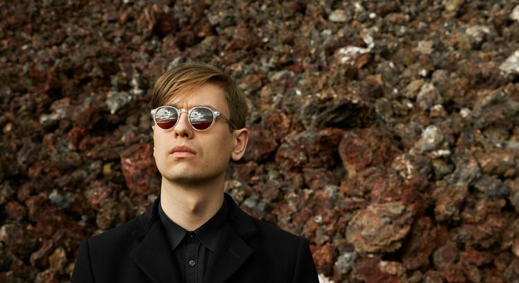 Portrait of  Vikingur Olafsson
