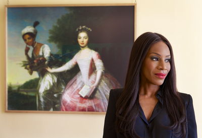 Portrait of Amma Asante