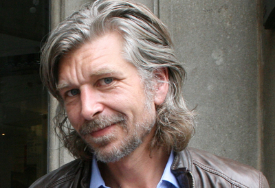 Portrait of Author,  Karl Ove Knausgård