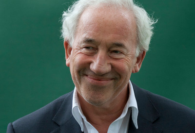Simon Callow at the Edinburgh International Book Festival 2011. He gave a talk on his memoirs 'My Life in Pieces'. English thespian, writer, and theatre director: 15 June 1949 - .