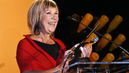 Jude Kelly CBE, Southbank Centre Artistic Director receives the 2017 Veuve Clicquot Social Purpose Award