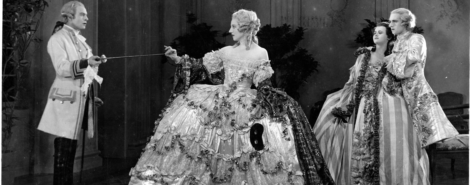 Film Still of Opera, Der Rosenkavalier
