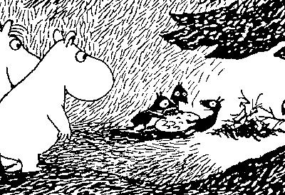 Moomins characters