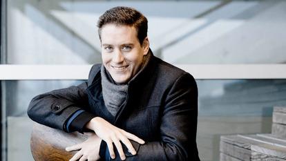 Violinist, Kristof Barati