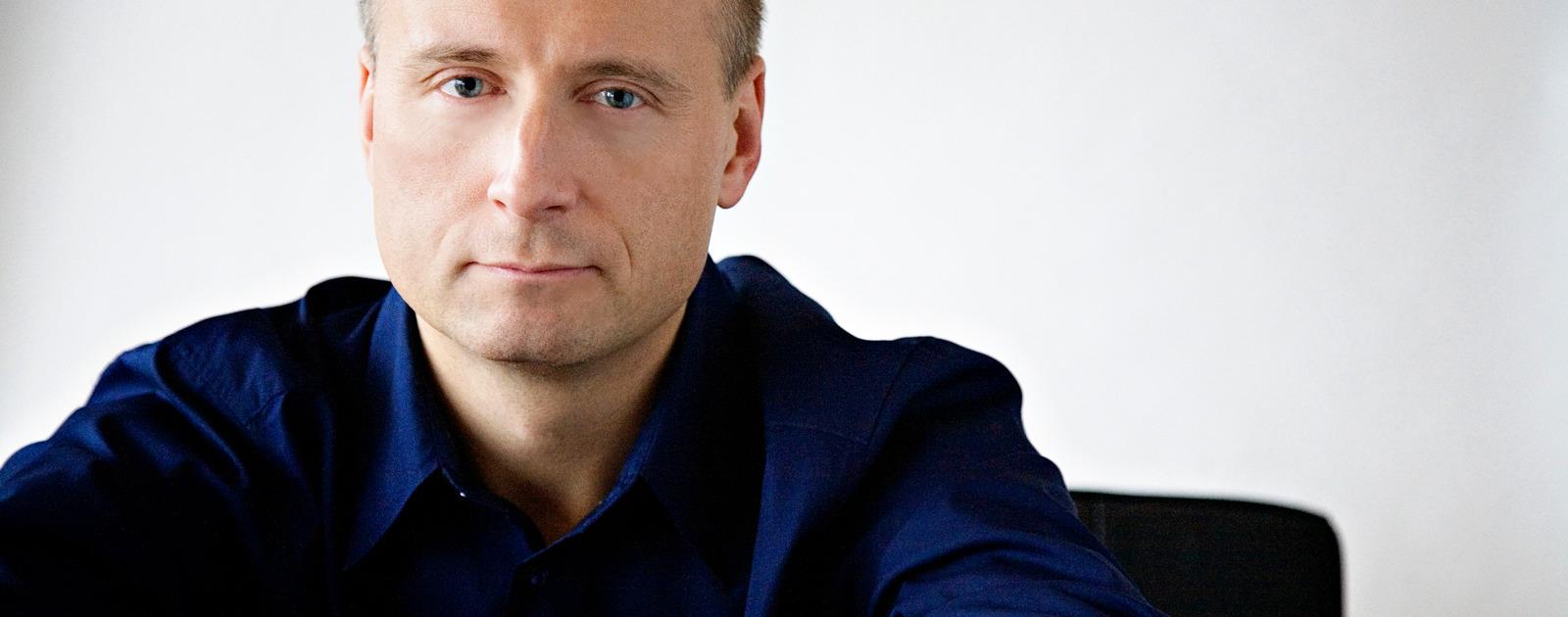Conductor, Paavo Jarvi