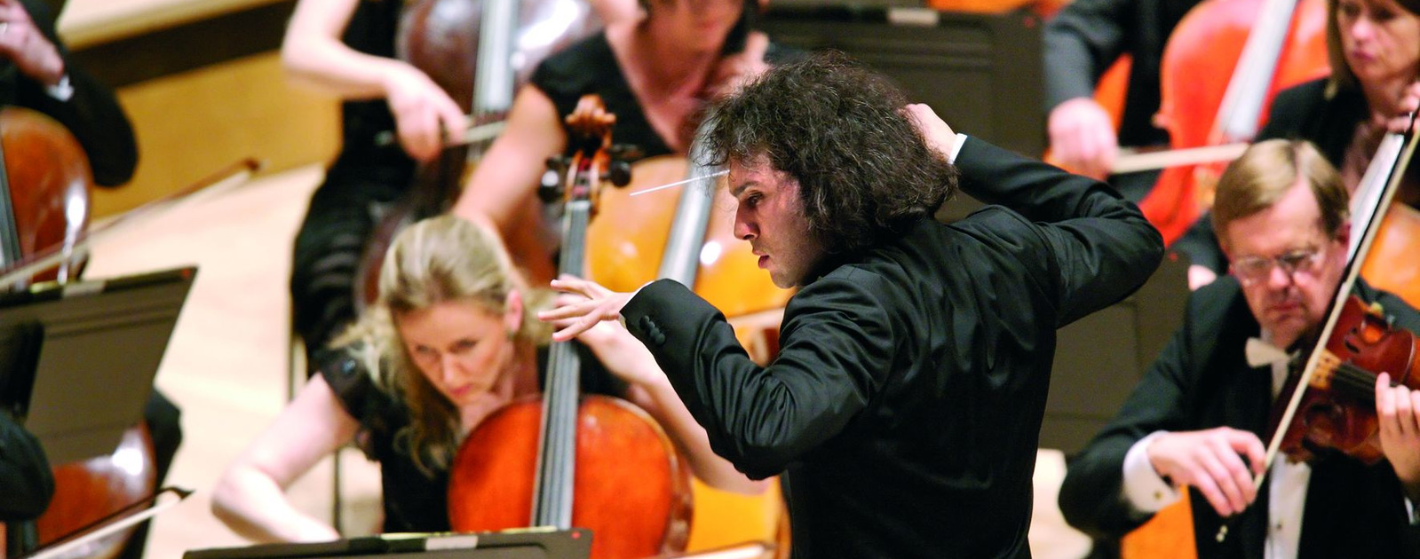 London Philharmonic Orchestra, conducted by Vladamir Jurowski, at the Royal Festival Hall re-opening concert series, 13-6-2007
