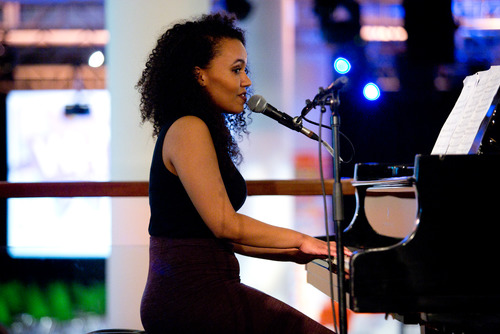Pianist and Singer at WHY? Performance Platforms