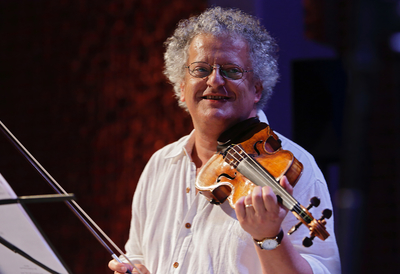 Portrait of  Violinist, Irvine Arditti