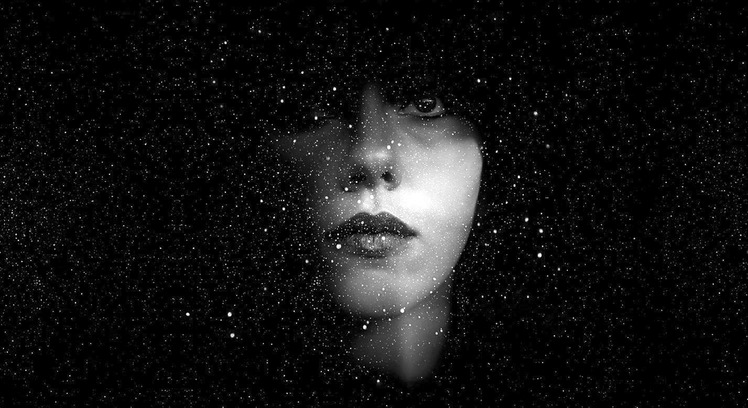 Image from Under the Skin film poster