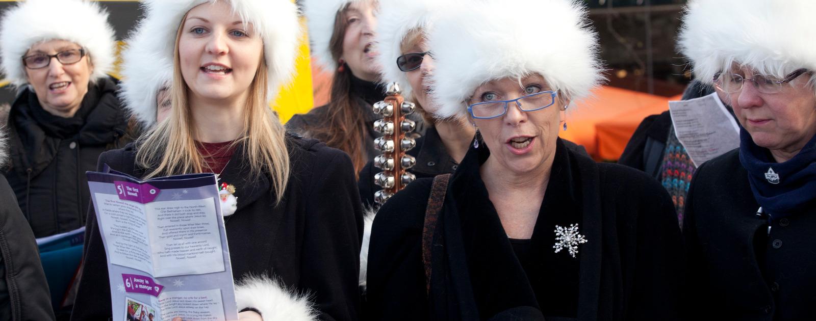 Voicelab Christmas Singing