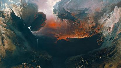 Apocalypse painting