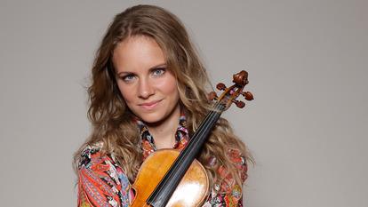 Violinist, Julia Fischer