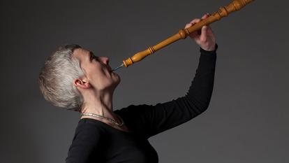 Oboe, Katharina Spreckelsen
