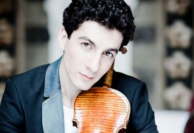 Portrait of Violinist, Sergey Khachatryan