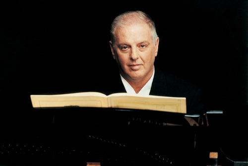 Portrait of Barenboim