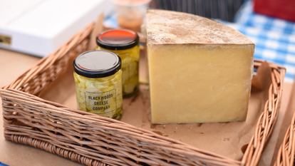 Blackwoods Cheese at the Southbank Centre Food Market