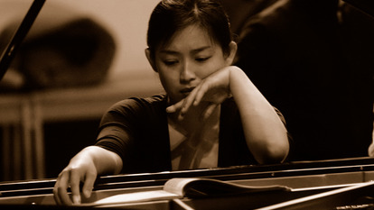 Portrait of Mei Yi Foo, Pianist