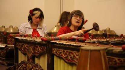 Gamelan & Dance Workshops 2008