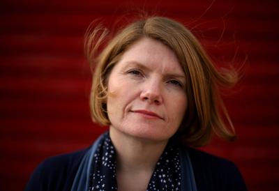 Portrait of Cathy Rentzenbrink