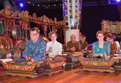 Gamelan Winter Chimes Workshop