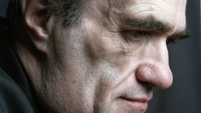 Portrait of Writer, Colm Toibin