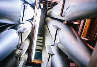 Image of The Royal Festival Hall Organ