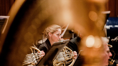 Horn Player, Katy Woolley