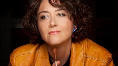 Conductor, Nathalie Stutzmann
