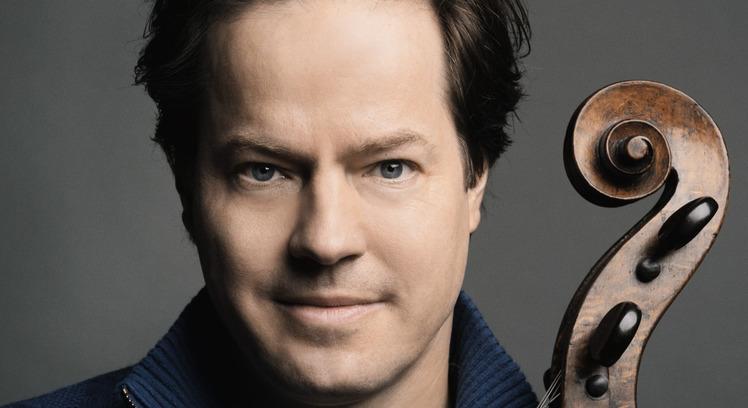 Cellist, Jan Vogler