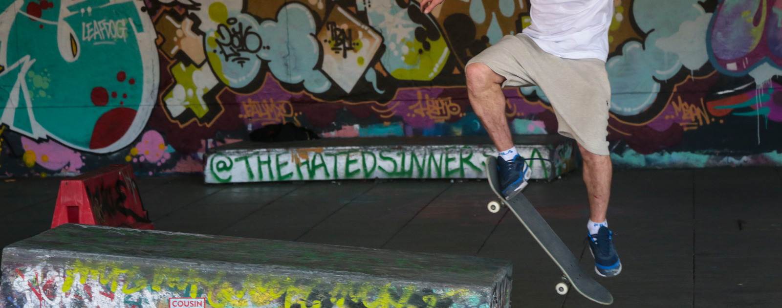 Stop dating skaters
