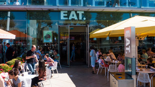 EAT Cafe at the Southbank
