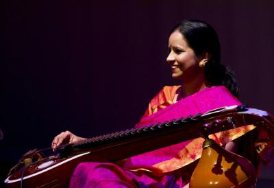 Percussionist, Jayanthi Kumaresh