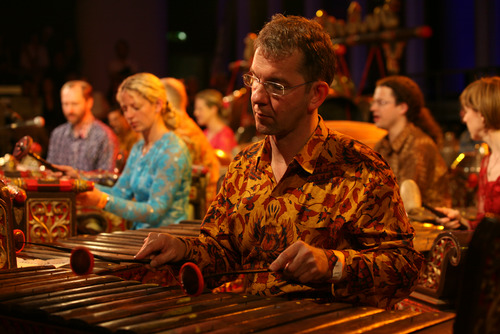 Overture Gamelan Players