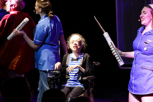 Assisted Suicide: The Musical by Liz Carr